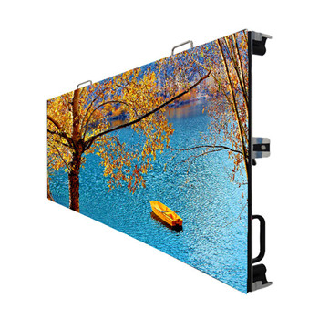 High Definition Energy Saving LED Display Indoor Led Display Board P4 For Location Shooting