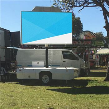 1 / 8 Scan P5 Waterproof Outdoor LED Screens , LED Video Wall Panels 3G Control