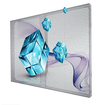 P10.42mm Transparent LED Display