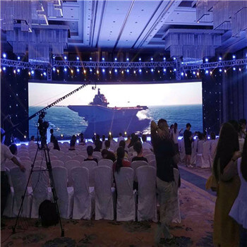 P3.91  Curved P3.91mm Rental LED display